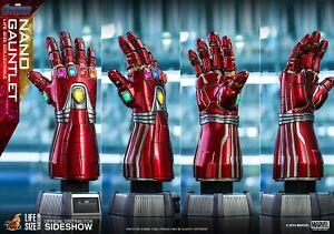 Hot Toys 1/1 Marvel's Avengers: Endgame Nano Gauntlet Live Size Replica LMS007