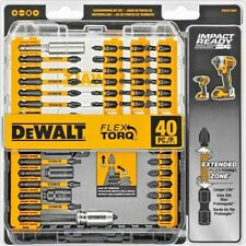 WEN DB6060 60-Piece 1//4-Inch Hex Shank Impact-Rated Magnetic Screwdriver Bit Set