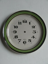 Dinner Plate Size Porcelain Plate Ready for Quartz Clock Movement