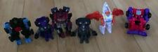 6 Mini Transformers Figures Collection Bundle