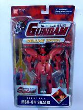 Mobile Suit Gundam Deluxe Edition MSN-04 SAZABI GUNDAM 2001 - New