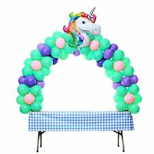 Table Balloon Arch Kit Balloon Column Stand Garland for Birthday Baby Shower