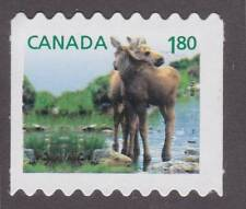Canada 2012 - #2509ii Baby Wildlife (Moose) - Die-cut from coil