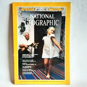 National Geographic Magazine June 1979