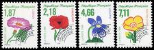 Préoblitérés 1998 Fleurs n°240 à 243 neufs