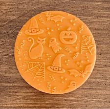 Halloween Pattern Embosser Stamp