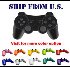 (Multi color) New Rechargeable Wireless Controller Remote for PS3 PlayStation 3