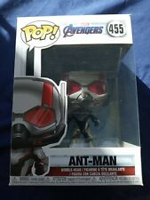 Funko Pop Movies Marvel Avengers Ant Man 455 Bobble Head Figure