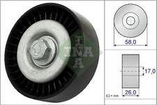 DEFLECTION / GUIDE PULLEY , V-RIBBED BELT INA 532 0669 10