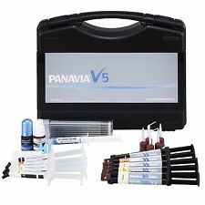 Dental  PANAVIA V5 Professional Kit  - 5 Colors - Adhesive Resin Cement System
