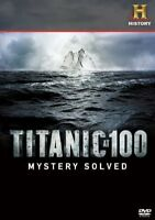 TITANIC AT 100: MYSTERY SOLVED DVD - Brand New & Sealed(VG-DVDAAAE268910/VG-083)