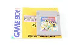 Nintendo Gameboy Game Boy galería de 5 Juegos en 1 Cartucho e instrucciones PAL Reino Unido 2