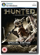 PC-Hunted: The Demon's Forge - Special Edition /PC  GAME NUOVO