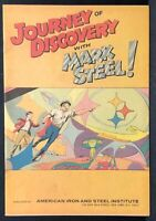 JOURNEY OF DISCOVERY with MARK STEEL Promo Comic Book NEAL ADAMS VF/NM 1968
