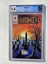 Harbinger 7 Cgc 9.8 Wp Valiant