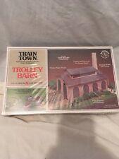 N scale Bachmann Trolly Barn kit  Model # 57-1555