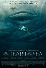 In The Heart of the Sea - original DS movie poster - D/S 27x40 FINAL