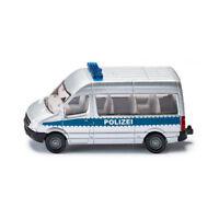 "Siku 0804 Mercedes Benz Sprinter ""Polizeibus"" silber/blau NEU! °"
