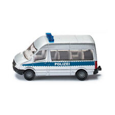 "Siku 0804 Mercedes Benz Sprinter ""use vehicle"" Silver/Blue (Blister) NEW! °"