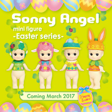 Sonny Angel Easter Series 2017 4 PC Mini Figures Collectables