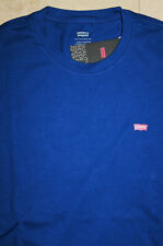 Levi's T-Shirt Blue New with Tags size: S  ; M & XL FREE SHIPPING
