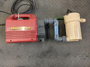 Aqua Mate Pond vacuum Cleaner, pump, sludge trap ?
