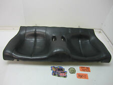 99 3000GT LEATHER REAR BACK SEAT BASE CUSHION STEALTH BOTTOM DRIVER PASSENGER OE