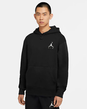 Nike Men's Fleece Pullover Hoodie Jordan Jumpman Air Activewear Sweatshirt