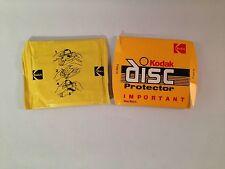 Kodak Film Disc With Protector Sleeve - VTG Unopened