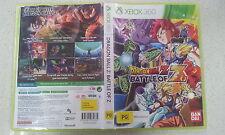 Dragon Ball (DragonBall) Z Battle of Z Xbox 360