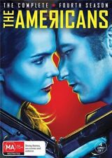 The AMERICANS : Season 4 : NEW DVD