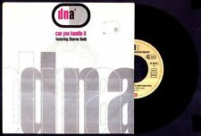 "DNA - Can You Handle It - Featuring Sharon Redd - UK SG 7"" EMI 1992 - Vinyl"