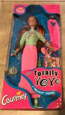 Totally YoYo Courtney Doll Friend of Skipper, Sister of Barbie NEW in box
