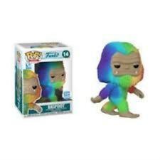 Pop! Myths: Rainbow Bigfoot