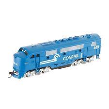 HO Scale Model Railroad Locomotives