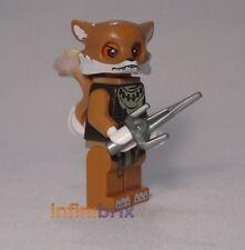LEGO Furty da Set 70111 Swamp SALTO LEGGENDE DI Chima FOX Tribe NUOVO loc046