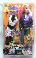 Hannah Montana Miley Cyrus Secret Celebrity Popstar Doll MIB