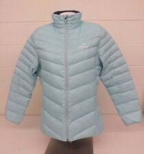 Eider Light Aqua Down Insulated Jacket Women's Size 16 Satisfaction Guaranteed