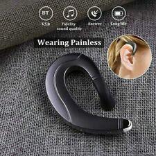 Wireless Bluetooth 5.0 Earphones Bone Conduction Earpices Earbuds Stereo Headset