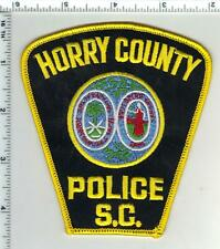 Horry County Police (South Carolina) 3rd Issue Shoulder Patch