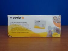MEDELA QUICK CLEAN WIPES FOR BREASTPUMPS AND ACCESSORIES BOX OF 40 UNITS