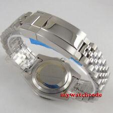20mm 316L Jubilee stainless steel solid parnis bliger bracelet fit 40mm watch