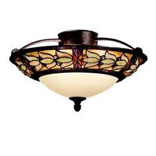 Kichler Lighting 69045 2Light Art Glass Collection Semi-Flush Ceiling Light
