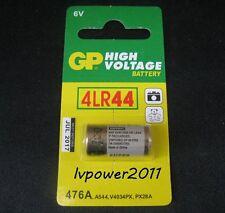 30x GP 4LR44 6V piles 476A A544 PX28A chien collier