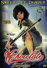 Chcolate  - Hong Kong RARE Kung Fu Martial Arts Action movie - NEW DVD