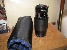 CANON zoom lens FD 70-210mm 1:4  Japan