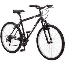 "26"" Roadmaster Granite Peak Men's Bike Mountain Bike 18 Speed Bicycle Navy New"