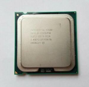Intel E5500 Intel Pentium SLGTJ 2.80GHz 2MB 800MHz Prozessor LGA 775 Sockel