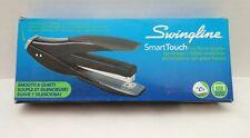 Swingline SmartTouch Stapler Full Strip 25 Sheet Capacity Silver Blue