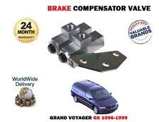 FOR CHRYSLER GRAND VOYAGER 1996-1999 04683519 4683519 BRAKE COMPENSATOR VALVE